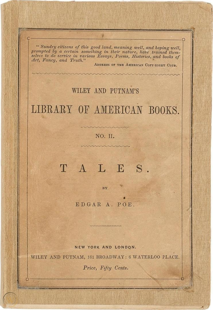 The Raven ( Wiley & Putnam) 1845